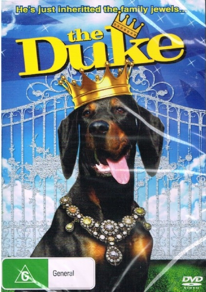 Duke  - Family Dog Movie DVD