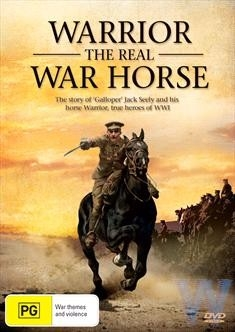 Warrior: The Real War Horse - DVD