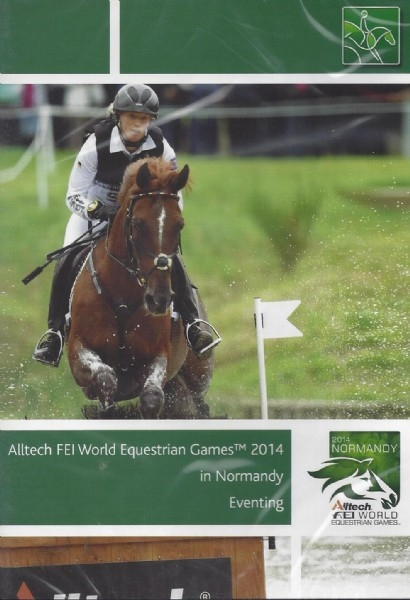FEI World Equestrian Games 2014 Eventing - DVD