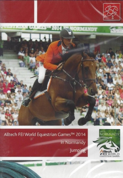 FEI World Equestrian Games 2014 Jumping - DVD