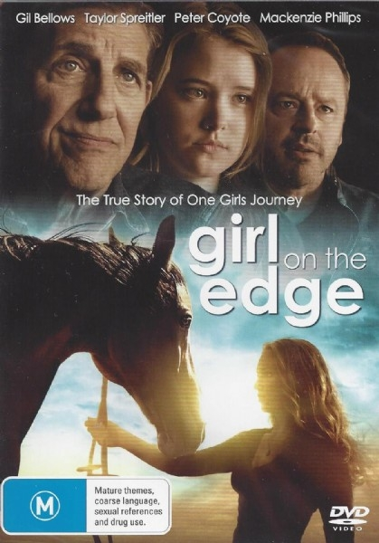 Girl on the Edge - DVD