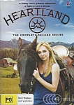 Heartland Complete Season 2 - TV Series - DVD