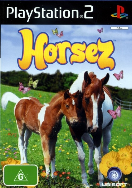 Horsez - PS2 Game