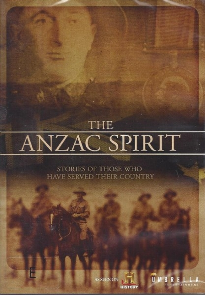 The Anzac Spirit - Documentary - DVD