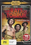 The Rats of Tobruk - Charles Chauvel Collection - DVD