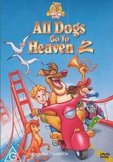All Dogs Go To Heaven 2 - DVD
