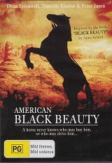 American Black Beauty - DVD