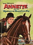 Annette, Mystery at Moonstone Bay - HB