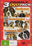 Beethoven, 2nd & 3rd - 3 DVD Family Pack