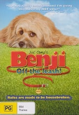 Benji - Off the leash! - DVD