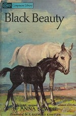 Black Beauty and flip it over to The Call of the Wild - HB