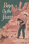 Boy On The Sheep Trail