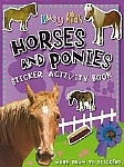 Horses and Poneis Sticker Activity Book