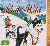 Call of the Wild - animated - DVD