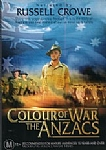 Colour of War The ANZACS - DVD