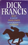 Dick Francis Boxed Set