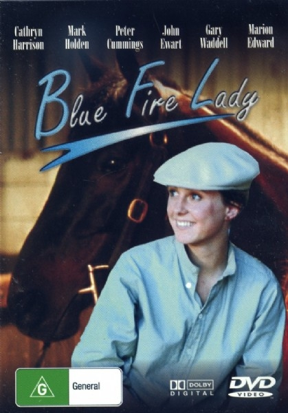 Blue Fire Lady - DVD