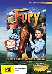 Fury - Classic TV Series - 4 Episodes DVD