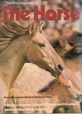 The Encyclopedia of The Horse - HB