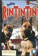 Finding Rin Tin Tin - The Adventures Continues - (NTSC) DVD