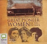 Great Pioneer Women - Unabridged - Audio CDs