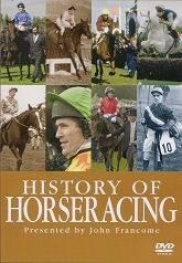 History of Horseracing - Region 1 DVD