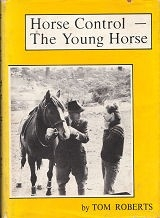 Horse Control - The Young Horse.  HB