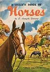 A child's book of Horses - HB