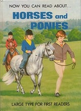 Horses and Ponies - HB - Large Type