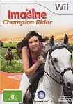 Imagine Champion Rider - Nintendo Wii Game