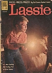 Lassie - Dell Comic Vol. 1, No. 54, July - Sept., 1961