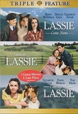 Lassie Movies Boxed Set - (NTSC) DVD