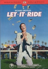 Let It Ride - Region 4 (AUST & NZ) DVD