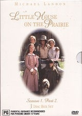 Little House on the Prairie - Season 1, Part 2 - DVDs