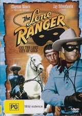 Lone Ranger & the City of Lost Gold