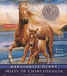 Misty of the Chincoteague - Unabridged - CD (Audio)