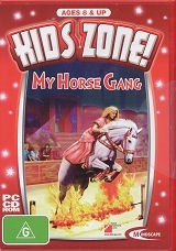 Kid's Zone! - My Horse Gang - PC Game