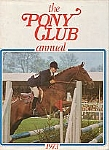 Pony Club Annual (1973), The - HB