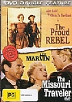 The Proud Rebel/The Missouri Traveller - DVD Double Feature