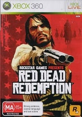 Red Dead Redemption - XB360