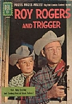 Roy Rogers and Trigger - Dell Comic Vol. 1, No. 144, July - Aug., 1961