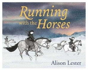 Running  with the Horses - HB