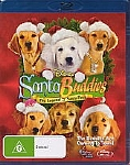 Santa Buddies - The Legend of Santa Paws - Blu Ray