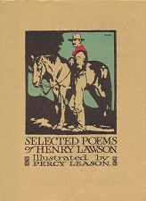Selected Poems of Henry Lawson - HB