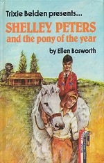 Shelley Peters and the Pony of the Year - HB