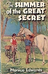 The Summer of the Great Secret - HB
