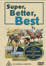 Super, Better, Best - DVD