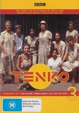 Tenko - Series 3 and The Reunion- Complete Series - DVDs