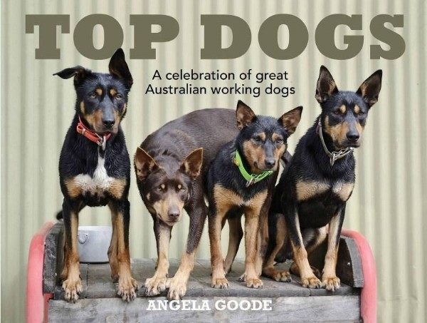Top Dogs:  A Celebration of Great Australian Working Dogs - HB