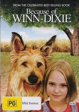 Because of Winn-Dixie - DVD
